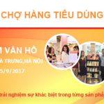 Hội chợ Triển lãm hàng tiêu dùng Vân Hồ