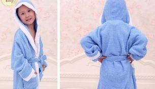 Áo choàng tắm Poêmy cho bé nâng niu như tình mẹ