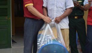 Chuyến tình nguyện về vùng Lai Châu thắm đượm tình người