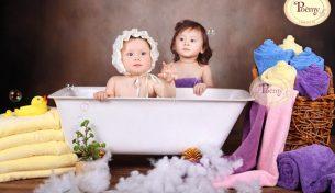 Khăn tắm cho bé sơ sinh cần đảm bảo những tiêu chuẩn nào?