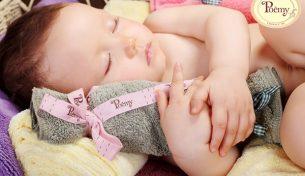Khăn mặt em bé Poêmy khẳng định chất lượng ưu việt