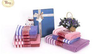 Khăn quà tặng đẹp và ý nghĩa cho những người thân yêu