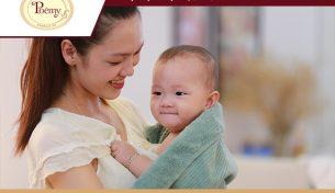 Khăn tắm cho bé sơ sinh: Tư vấn chọn đúng loại khăn cho con