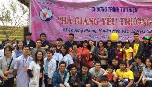 Chuyến từ thiện về vùng cao Mèo Vạc – Hà Giang